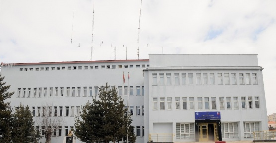 İçişleri Bakanlığına bağlanan jandarmaya yeni tabela