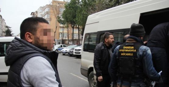 İstanbul'dan getirilen uyuşturucu hapla ilgili 4 kişi tutuklandı