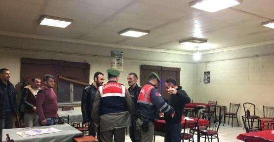 Jandarma'dan Yıldırım operasyon