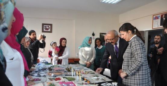 Kalkınma Bakanı Elvan Mardin'de iş adamlarıyla bir araya geldi