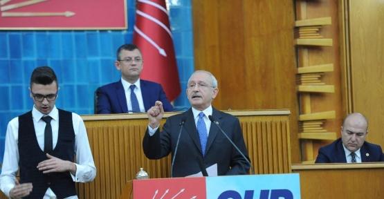 """Kılıçdaroğlu: """"Bana mantıklı gerekçe göster gidip evet oyunu ben de vereyim"""""""