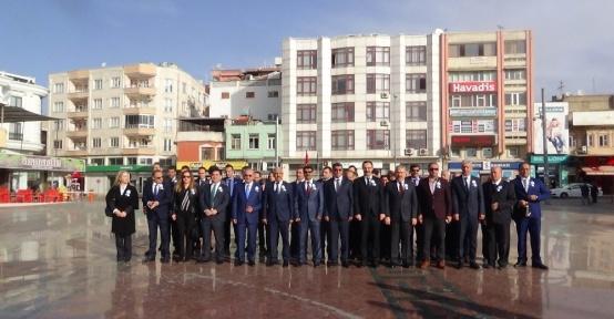 Kilis'te Vergi Haftası Etkinlikleri Başladı