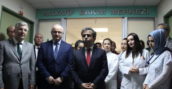 Kocaeli'nde 7. Palyatif Bakım Merkezi açıldı