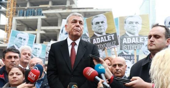 Kocaoğlu, beraat kararının ardından açıklamalarda bulundu