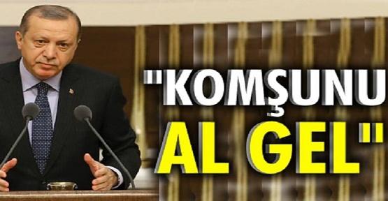 """""""Komşunu da al gel"""" Kampanyasına Başkan Türel'den Nikahlı Destek"""