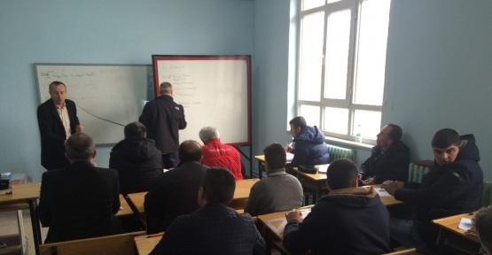 Kulu'da doğalgaz kullanımıyla ilgili kurslar