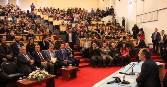 """Maliye Bakan Yardımcısı Yavilioğlu: """"Cumhurbaşkanlığı hükümet sistemi istikrar demektir"""""""