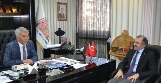 """Maliye Bakan Yardımcısı Yavilioğlu: """"Türkiye'nin önünü açacak bir sistem ortaya çıkacaktır"""""""