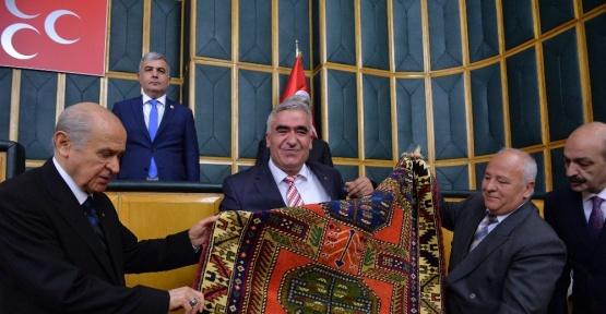 """MHP Genel Başkanı Bahçeli: """"16 Nisan'da Türkiye kazanacak, evetler sandıktan taşacaktır"""""""