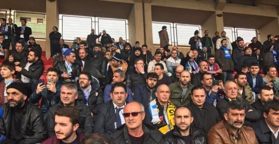 """Milletvekili Ilıcalı """"Erzurumspor'a büyük bir haksızlık yapıldı"""""""