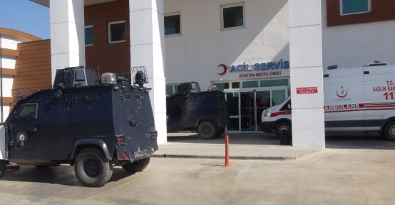 Nusaybin'de patlama: 2 çocuk yaralandı