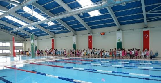 Osmangazi'nin havuzlarına temizlik sertifikası