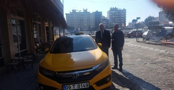 ÖTV muafiyeti taksici esnafına yaradı