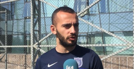 """(Özel haber) Eren Albayrak: """"Bursa'da yakaladığımız şampiyonluk havası, Başakşehir'de var"""""""