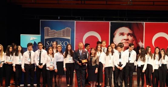 Özel Sanko Liseleri kariyer tanıtım günü düzenledi
