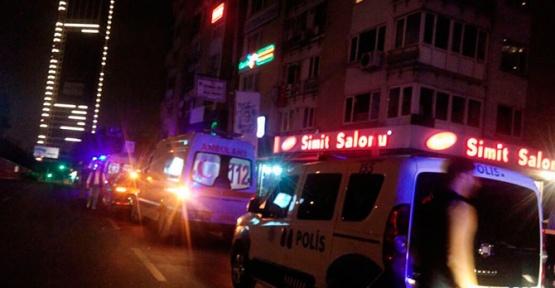 Patlama Sesi Şişli ve Taksim'den de Duyuldu