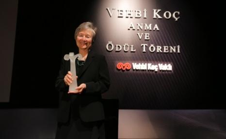 Prof. Dr. Zeynep Ahunbay, 16. Vehbi Koç Ödülü'nün Sahibi Oldu