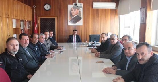 Referandum öncesi güvenlik toplantısı