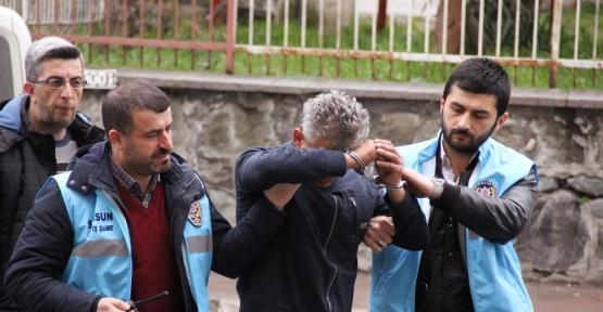 Samsun'da 8 iş yerinden hırsızlık yapan 2 kişi yakalandı