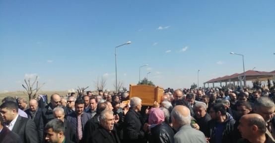 Şanlıurfalı bestekar Abdullah Balak son yolculuğuna uğurlandı