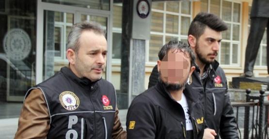 Sentetik uyuşturucu ile yakalanan şahıs tutuklandı