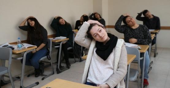 Sınav stresinin ilacı egzersiz