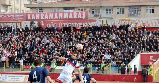 İnegölspor, Aydınspor 1923 ile maç  1-1