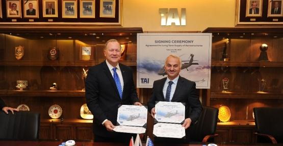 TAİ ile Sikorsky arasında işbirliği imzalandı