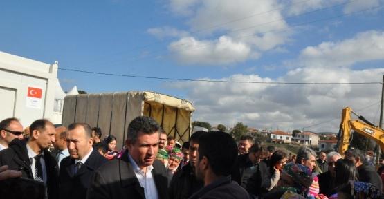 TBB Başkanı Feyzioğlu deprem bölgesinde