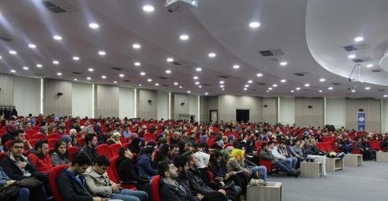 'Tecrübeden Norma Medeniyet' başlıklı konu SAÜ'de ele alındı