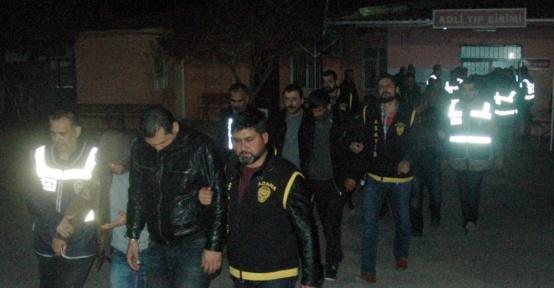 Telefon dolandırıcısı sahte polisler Şanlıurfalı çıktı