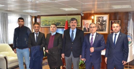 TKDK İl Koordinatörü Uygur'dan Asya'ya ziyaret