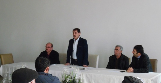 Tunceli'de su ürünleri üreticiler birliği kurulu yapıldı