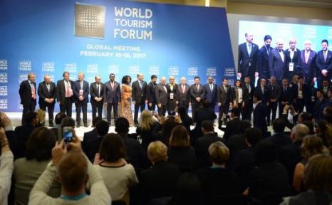 Turizmin Davos'u, World Tourısm Forum 16 şubatta Açıldı
