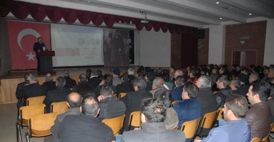 Tuşba'da servis şoförlerine seminer