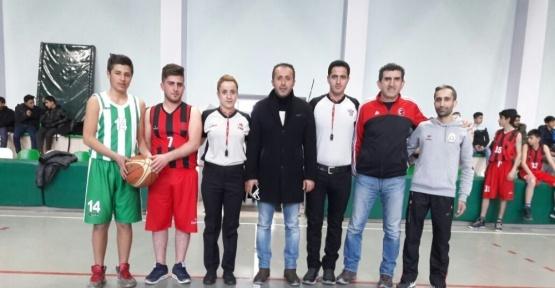 U18 Erkekler Basketbol Şampiyonası son buldu
