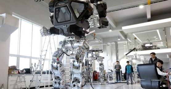 Ülkeyi Robotlar Koruyacak