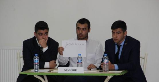 Ülkü Ocakları 9 ilin katılımıyla bilgi yarışması düzenledi