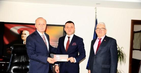 Vakıflar Kastamonu Bölge Müdürü Yücebıyık, KSK 1966'da destek verdi