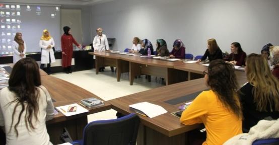 Van'da 'üreme ve cinsel sağlık modüler' eğitimi