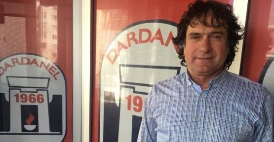 Vehbi Cevher Çanakkale Dardanelspor'da
