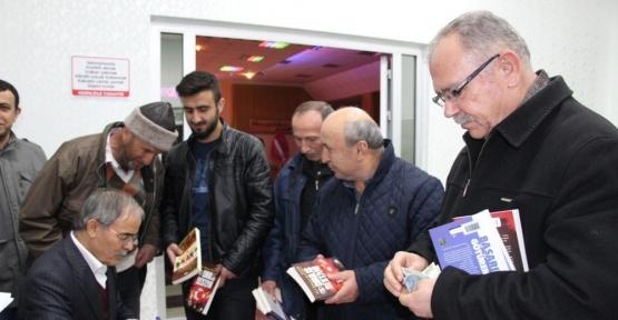 Yazar Ali Erkan Kavaklı, Seydişehir'de okurlarıyla buluştu
