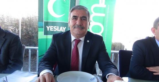 Yeşilay Haftası Yozgat'ta farklı etkinliklerle kutlanacak