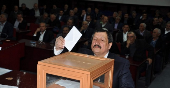 Yozgat'ta Köylere Hizmet Götürme Birliği seçimi yapıldı