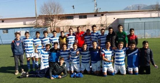 Yunusemre U-15 Takımı Türkiye Şampiyonası'na gidiyor