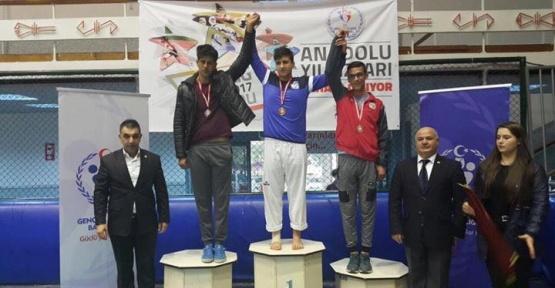 Yunusemreli taekwondocular şampiyonaya damga vurdu