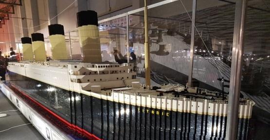 15 Temmuz Şehitler Köprüsü Lego'dan yapılacak