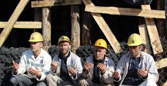 1983'teki grizu patlamasında ölen 103 madenci anıldı