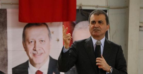 """AB Bakanı Çelik: """"55 ülke DAEŞ'i temizleyemedi, Türk ordusu temizledi"""""""