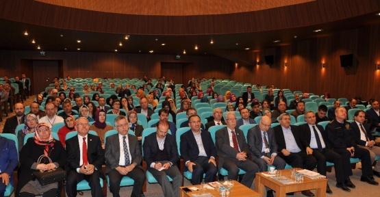 Adalet Bakanı Bekir Bozdağ memleketi Yozgat'ta
